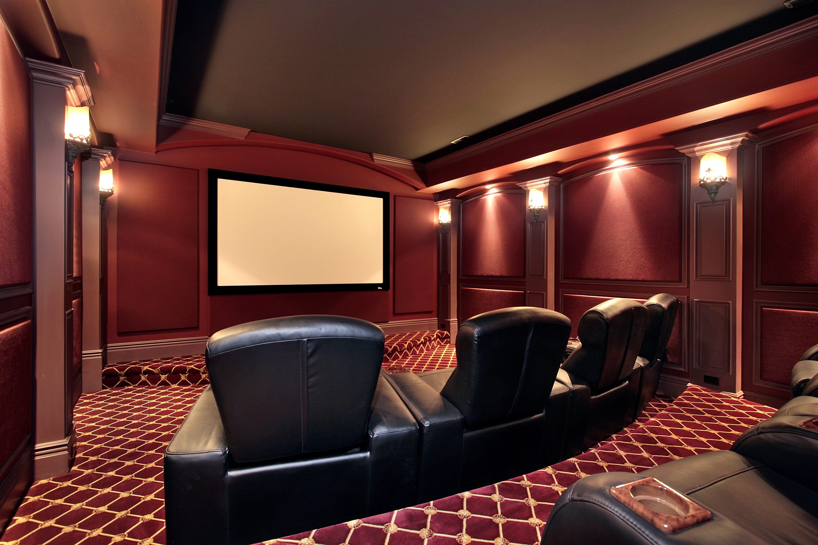 Get A Professional-Grade Theater Installed in Your Home